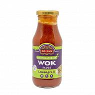 Go-tan sauce wok lemon grass 240 ml
