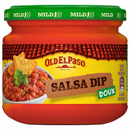 Old el paso salsa dip douce 312g