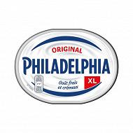 Philadelphia spécialité fromagère nature tartine et cuisson format familial 300 g 25%mg