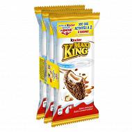 Kinder Maxi King T3 pack de 3 étuis x35g