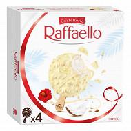 Raffaello glace noix de coco et amandes  x4 - 188g