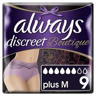 Always discreet boutique 6 gouttes mauve x9
