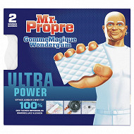 Mr Propre gomme extra power x2