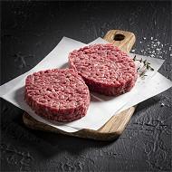 Steak haché 5%MG 2x125gr viande bovine Label Rouge race Limousine