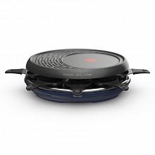 Téfal Raclette Colormania bleue RE310412