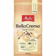 Melitta Bella Crema speziale 1kg grains
