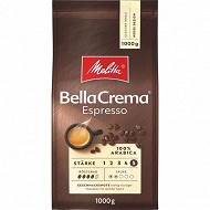 Melitta Bella Crema espresso 1kg grains