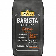 Jacobs Barista Crema Intense 1kg grains