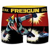 Boxer fantaisie Freegun GOLDORAK XL