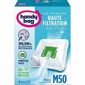 Handy bag sac aspirateur M50