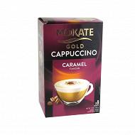 8 sachets cappuccino saveur caramel 100 g (8x12,5 g)