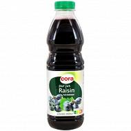 Cora pur jus raisin rouge pet 1l