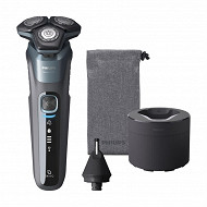 Philips Rasoir éléctrique Wet And Dry Shaver Seties 5000 S5586/66