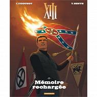 Bande dessinée - XIII, volume 27, Mémoire rechargée
