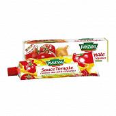 Panzani sauce tomates cuisinées légumes tube 180g