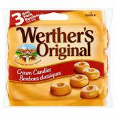 Werther's original caramel à la crème 150g