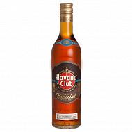 Havana club anejo especial rhum ambré 70cl 40%vol