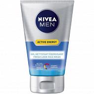 Nivea For Men Q10 gel nettoyant anti-fatigue 100ml