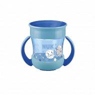 Mini Magic Cup - 360° poignées - 6m+ nuit mixte Nuk
