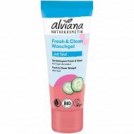 Alviana gel nettoyant fresh & clean 15ml