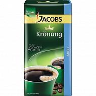 Jacobs Krönung Mild café moulu doux 500g