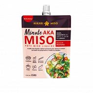 Hikari miso minute aka miso 8x150g