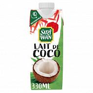 Suzi Wan lait de coco refermable 330ml