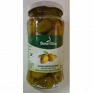 Dona oliva olives vertes 360g