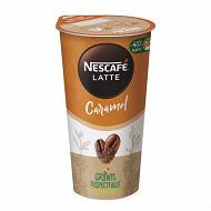 Nescafé Caffe Latte à boire Caramel 1x19cl