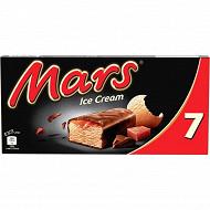 Mars glace barre glacée chocolat caramel x7 357ml