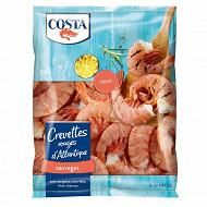 Costa crevettes rouges sauvages de l'atlantique 300g