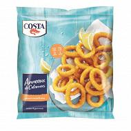 Costa anneaux de calamars panés 400g