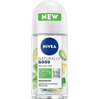 Nivea Nivea déodorant bille Naturally Good Aloe Vera 50ml