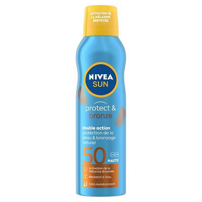 Nivea Nivea sun brume protect & bronze FPS50 200 ML
