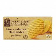 Patrimoine Gourmand fines galettes Flamandes étui 180g
