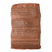 Filet bois de chauffage 25dm3/ bois 25cm reel 12.5dm3