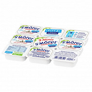 St môret ligne & plaisir 8%mg 9 portions 180 g