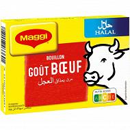 Maggi bouillon boeuf halal 24x72g