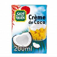 Suzi Wan crème de coco 200ml