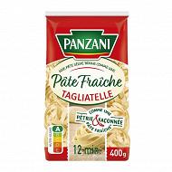 Panzani qualité pâtes fraîches tagliatelles 400g