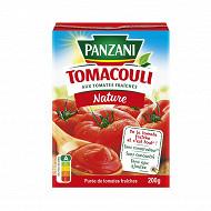 Panzani sauce tomacouli nature 200g