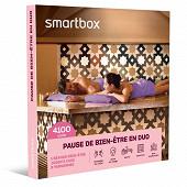 Smartbox Pause de bien-être en duo