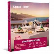 Smartbox Diner romantique