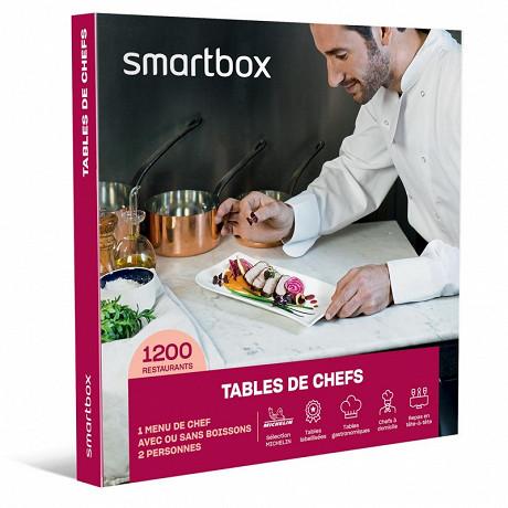 Smartbox Tables de chefs