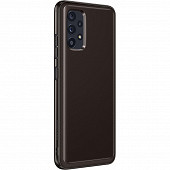 Samsung Coque souple ultra fine noire pour Samsung Galaxy A32 4G EF-QA325TB