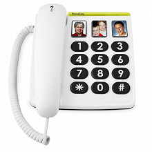 Doro Téléphone filaire grosses touches PHONEEASY 331C