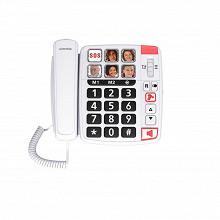Swissvoice Téléphone filaire solo pour senior XTRA 1110