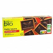 Nature Bio petit beurre chocolat noir 150g