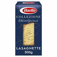 Barilla pates colezione édition gourmet lasagnette 300g