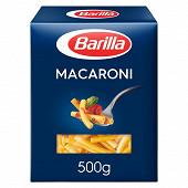 Barilla pates macaroni 500g